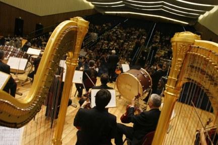 l'OSN con musiche di Yun e Chin al Conservatorio di Milano